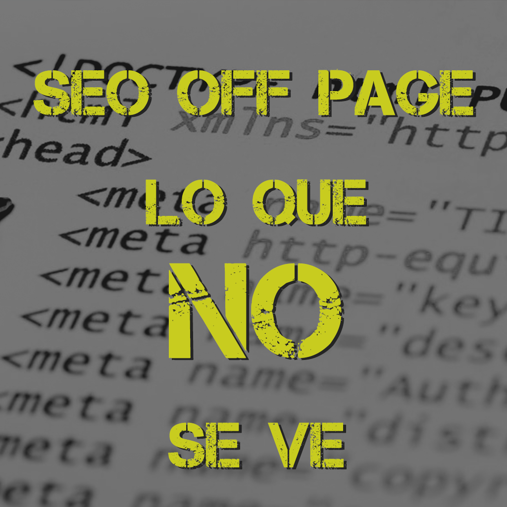 SEO off page, lo que no se ve