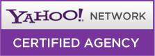 Yahoo Certified Agency