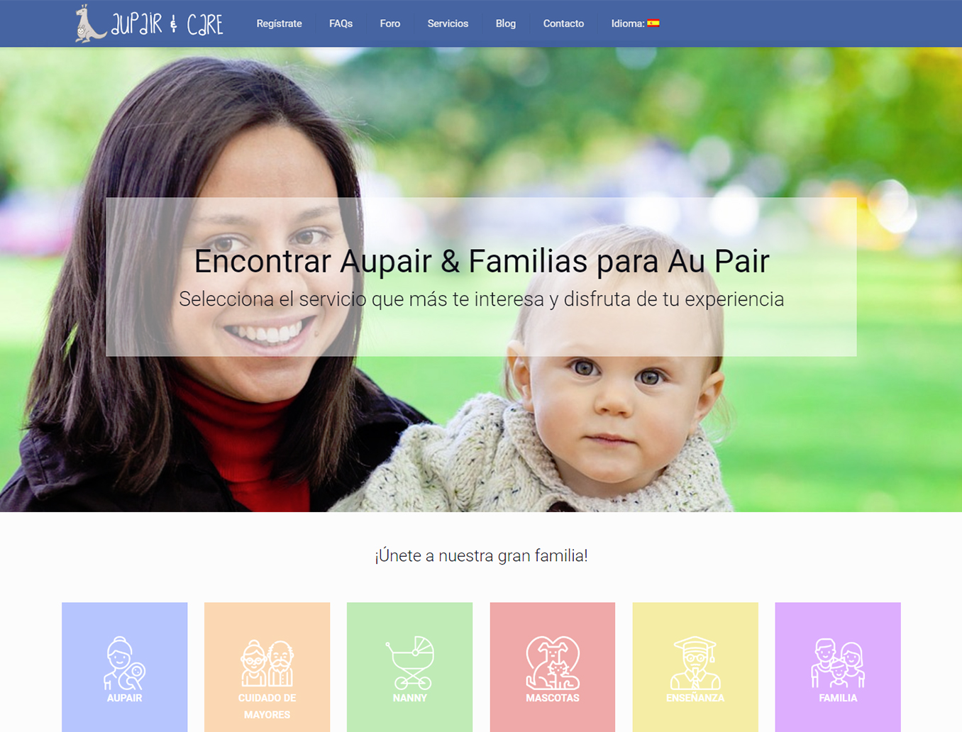 Aupair and Care